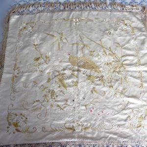 Paño o tapiz antiguo